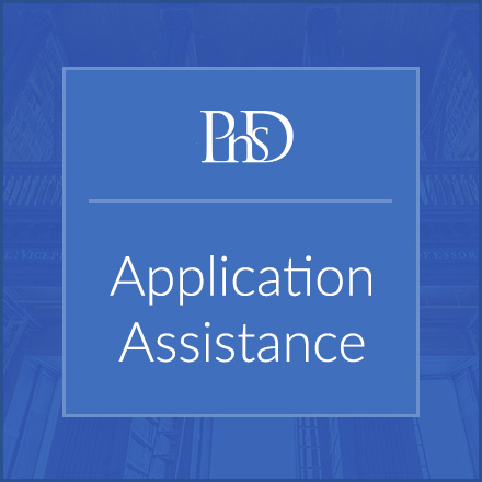 PhD Application Assistance www.yourphdsupervisor.co.uk