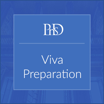 PhD Viva Preparation assistance www.yourphdsupervisor.co.uk