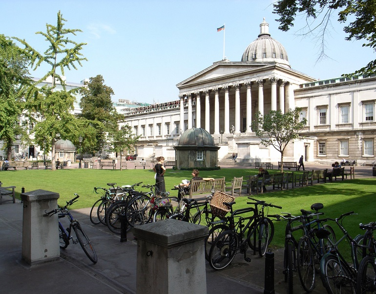 University College London | Photo by Steve Cadman